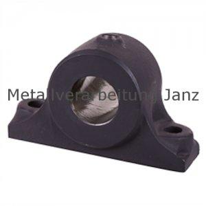 Stehlager DIN 504 Ausführung B ohne Buchse Bohrung 25mm D10 - 1 Stück