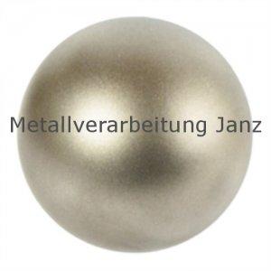 Kugelknopf DIN319 Form C aus Edelstahl Kugeldurchmesser 25mm Gewinde M6 - 1 Stück