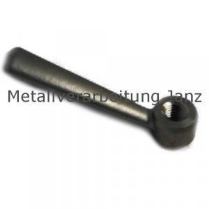 Spannmutter 202 TG Durchmesser 16mm Material Stahlguss - 1 Stück
