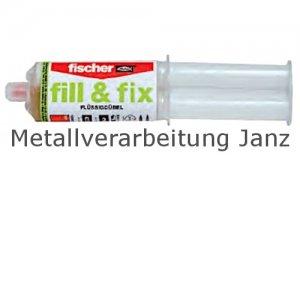 Flüssigdübel fill & fix K (D) 4 Stück