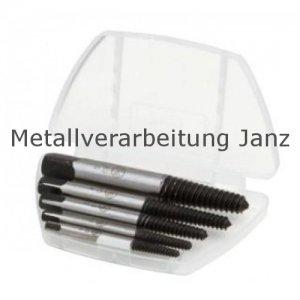 Schraubenausdreher-Sortiment CV in Kunststoff-Kassette, 6-teilig 1 Satz