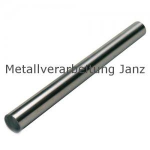 HSS Drehlinge DIN 4964, HSS-Co10, Form A Durchmesser 6 mm Länge 80 mm - 1 Stück