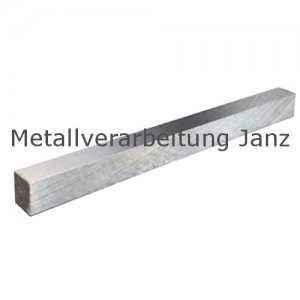 HSS Drehlinge DIN 4964, HSS-Co10, Form B Querschnitt 6 mm Länge 80 mm - 1 Stück