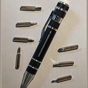 Schraubenzieher SCREW Schraubendreher Set Werkzeug Stift