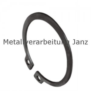 Sicherungsringe für Wellen DIN 471 20 mm Edelstahl - 1 Stück