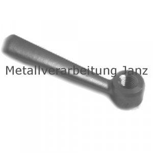 Spannmutter 202 Durchmesser 20mm Material Edelstahl - 1 Stück