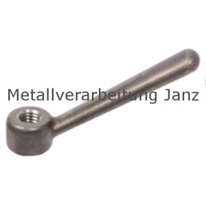 Spannmutter 202 Durchmesser 40mm Material Edelstahl - 1 Stück