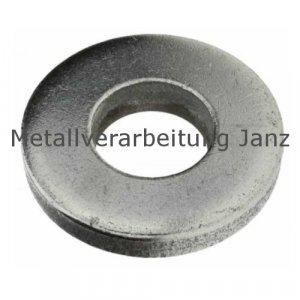 DIN 7349 Scheiben für Schrauben mit schweren Spannhülsen A2 Edelstahl M3 (3,2x9,0X1,0mm) - 1.000 Stück