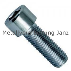 A4 Edelstahl Zylinderschrauben DIN 912