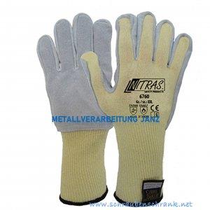 Schnittschutzhandschuhe NITRAS TAEKI5 6760