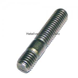 Stiftschrauben DIN 835 blank 8.8