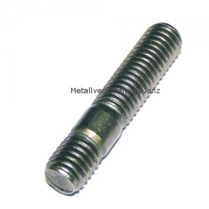 Stiftschrauben DIN 938 Verzinkt 5.8