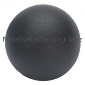 Kugelknöpfe DIN 319 PA Form M aus Kunststoff zum Aufschlagen
