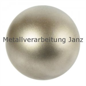 Kugelknöpfe DIN 319 Form C Edelstahl