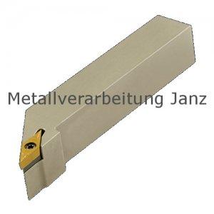 Drehhalter SVJCR/L, Wendeplattenhalter