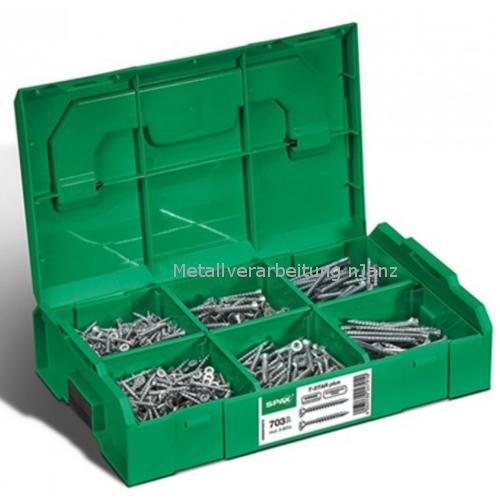 Spax Monmtage Box Mini