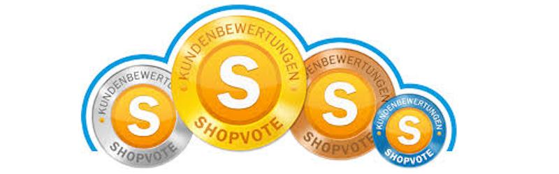 Unabhängiges Bewertungssystem von SHOPVOTE