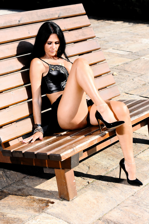 Fotomodel Heidi Klammer