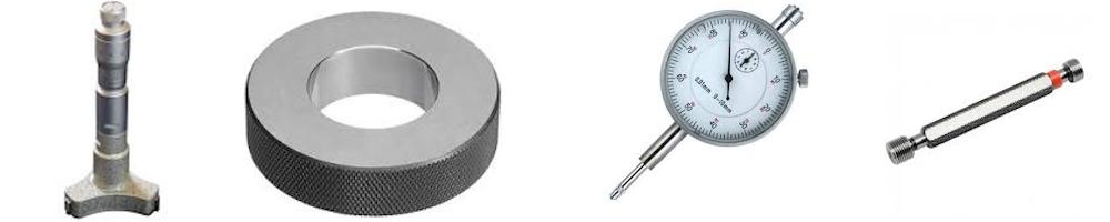 Messwerkzeuge günstig bei Metallverarbeitung Janz