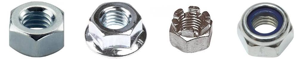 Muttern günstig bei Metallverarbeitung Janz