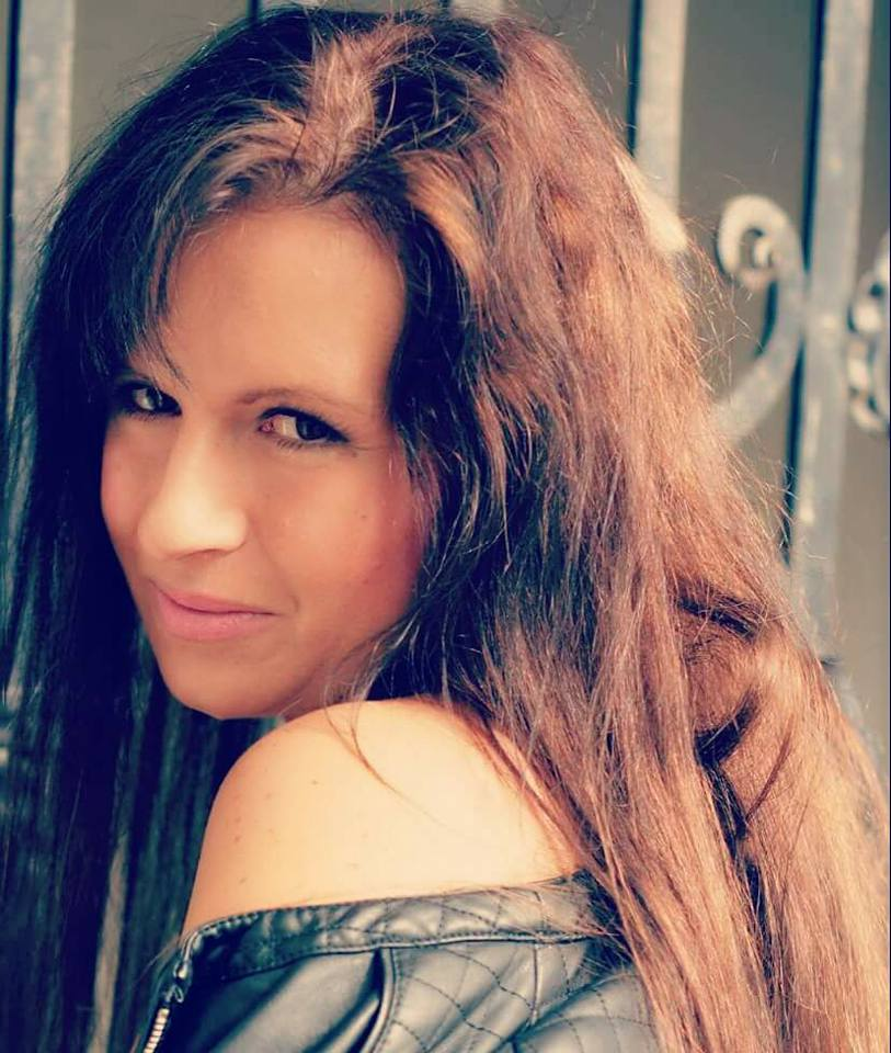 Fotomodel Sandra